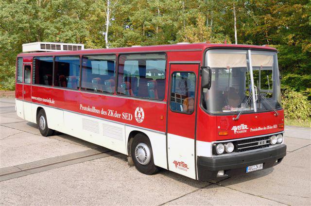 Alter Bus der SED
